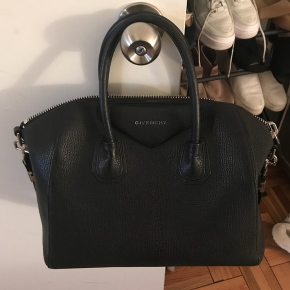 Givenchy Handbags - Givenchy Antigona Medium Leather Satchel cae8e9dc2f